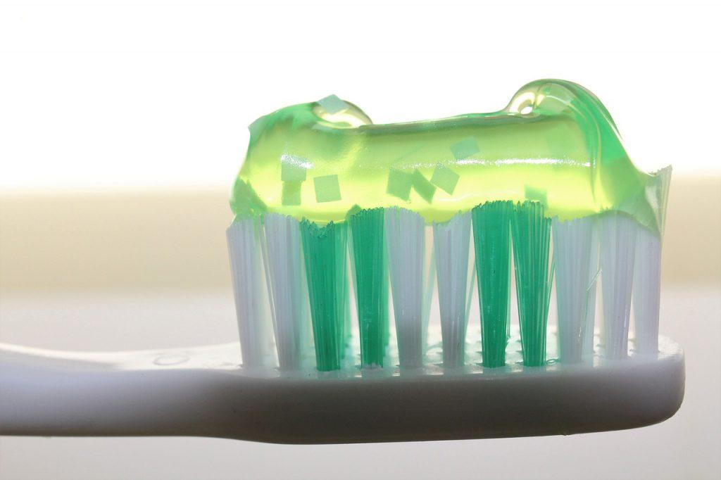 szczoteczka do zębów, dentysta